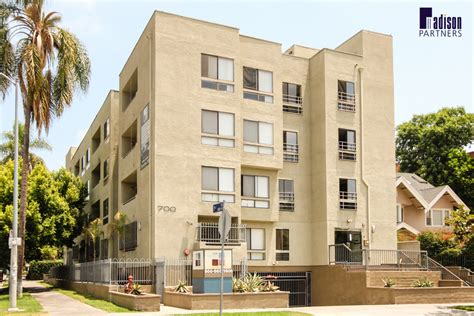 Apartments In California Los Angeles For Sale Partners Completes Sale Of Apartment Portfolio