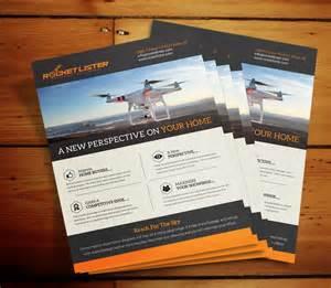 Floorplans App aerial drone flyer rocket lister