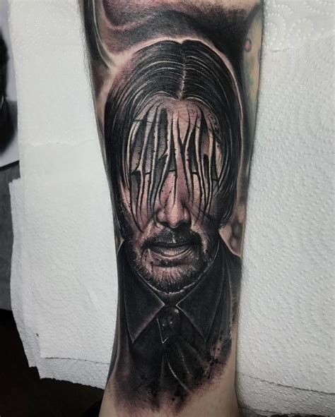 tattoo meaning john wick the 25 best john wick tattoo ideas on pinterest john