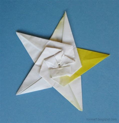 how to make an origami starfish origami starfish my origami
