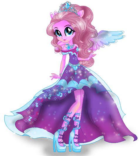 Longdress Melony princess melody gala dress by gihhbloonde on