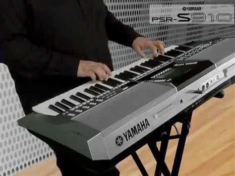 Keyboard Bekas Yamaha Psr S910 yamaha psr s710 psr s910 overview