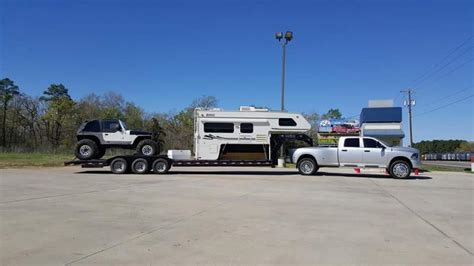 living on a boat vs rv enclosed trailer vs truck cer on gooseneck pirate4x4