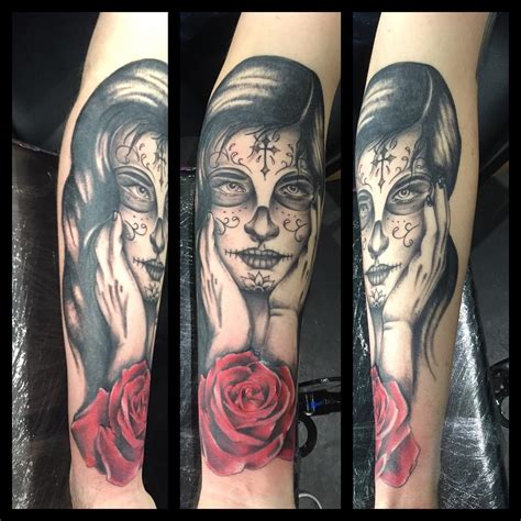 day of the dead tattoos meaning 90 best day of the dead tattoos designs meanings 2018