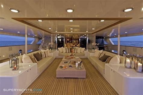 Mega Yacht Interior by O Mega Photos Mitsubishi Heavy Industries
