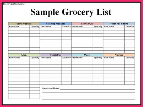 grocery shopping list template for word maths equinetherapies co