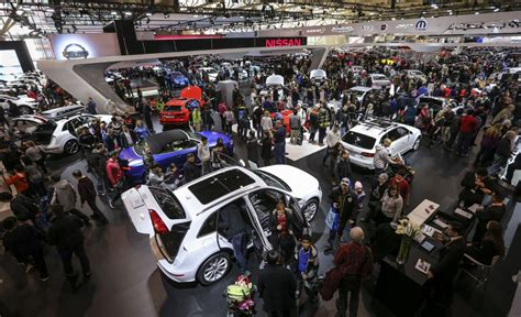 Toronto Star Auto by Ten Things To Know About The Toronto Car Show Toronto Star