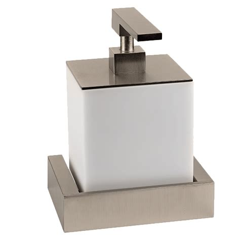 Dispenser Qq rettangolo wall mounted soap dispenser abey australia