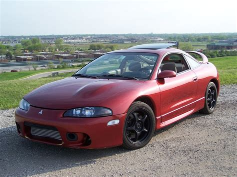 1997 Mitsubishi 2g Dsm Eclipse Gs T For Sale Glenview