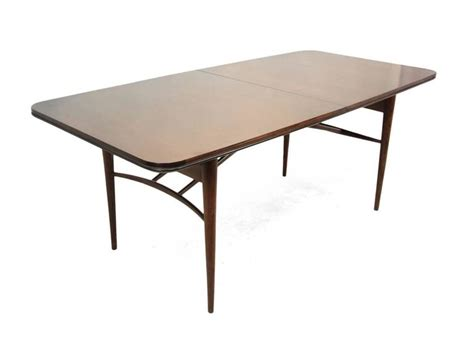 Robert Table L by Rosewood Extending Dining Table By Robert Heritage For Archie Shine At 1stdibs