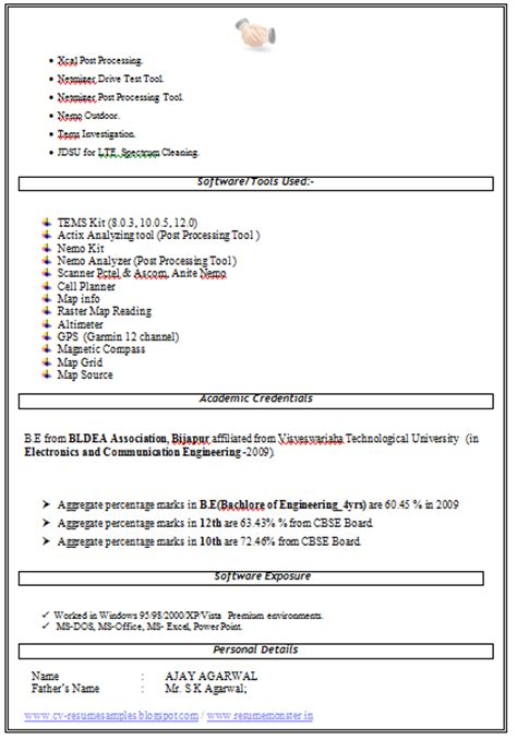 Dish Installer Cover Letter by Vsat Network Engineer Resume