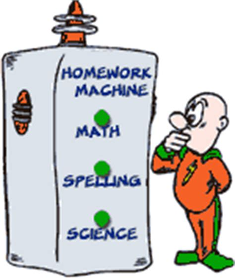 Homework Maker Lesson Plans And Activities
