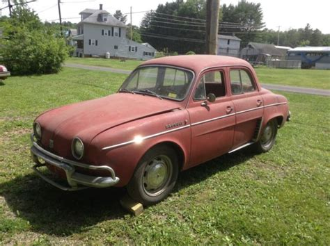 renault cars 1965 renault other sedan 1965 for sale xfgiven vin
