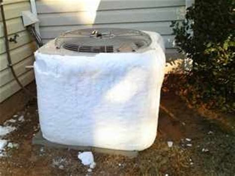 Spring Cleaning Hacks by Have A Frozen Heat Pump Don T Worry It S Normal During