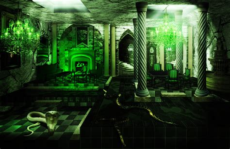 Slytherin Bedroom by Slytherin Images Slytherin Common Room Hd Wallpaper And