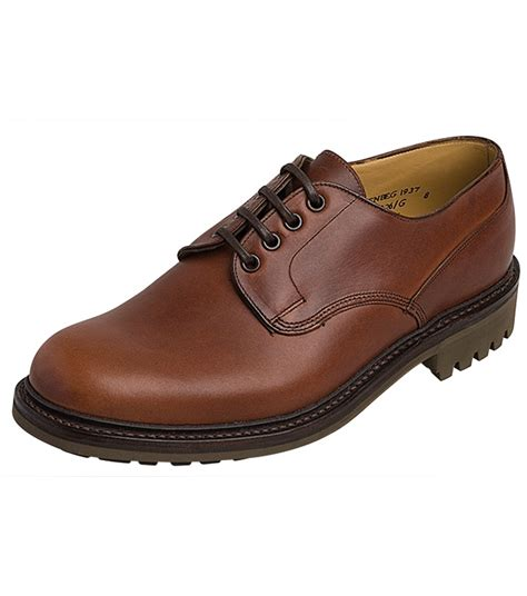 Mens Handmade Shoes Uk - hoggs glenbeg derby shoe by hoggs of fife handmade shoes