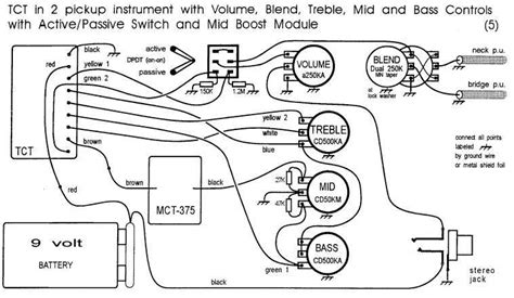 bartolini jazz bass wiring diagram efcaviation