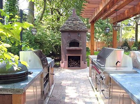 cost to install an outdoor kitchen estimates and prices at fixr