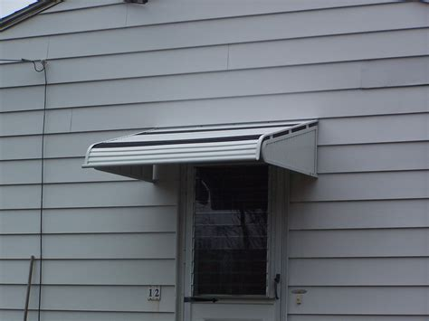Metal Door Awnings by Awnings And Canopies Installed In Pittsfield Metal