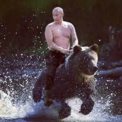 Horse Hide Rug Vladimir Putin S Personal Bear Flickr Photo Sharing