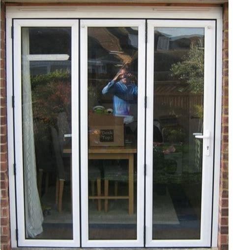 3 Panel Patio Doors Folding by Upvc Bi Fold Door Gallery Folding Doors 2 U