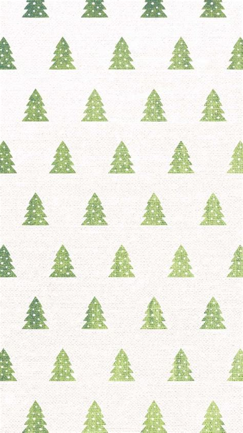 christmas pattern green christmas tree pattern iphone wallpaper pictures photos