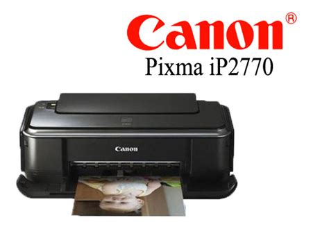 Kabel Printer Canon Ip2770 cara instal printer canon ip2770 praktis dan mudah sinau