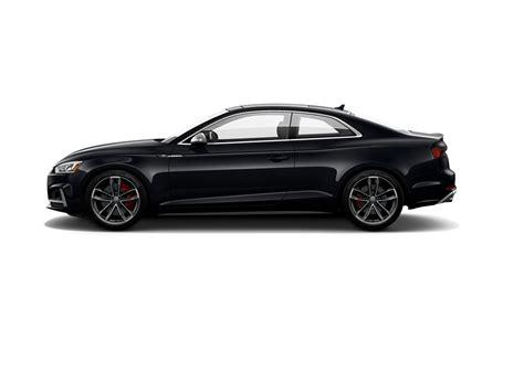 Build Audi S5 by 2018 Audi S5 Coupe Build Shown In Quot Mythos Black Metallic