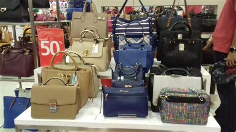 tas wanita merek les catino ini diskon 50 di matahari department store hartono mall