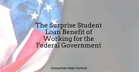 student loan programs getting the federal government to pay your student loans