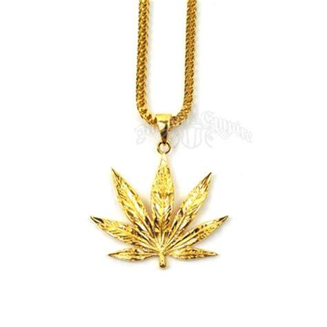 Marijuana Weed Jewelry, Necklaces & Bracelets at RastaEmpire.com