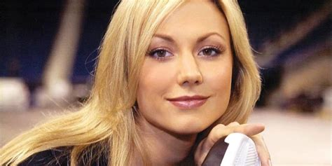 stacy keibler wwe hall of fame wwe and stephanie mcmahon trying to sign stacy keibler