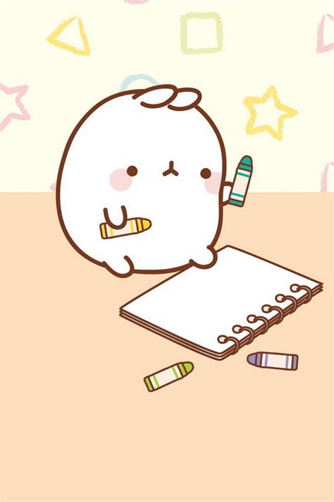 wallpaper tumblr cartoon molang wallpapers free for iphone and galaxy from