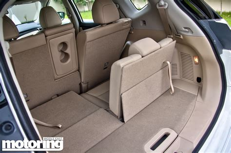 space seating 2015 nissan x trail reviewmotoring middle east car news