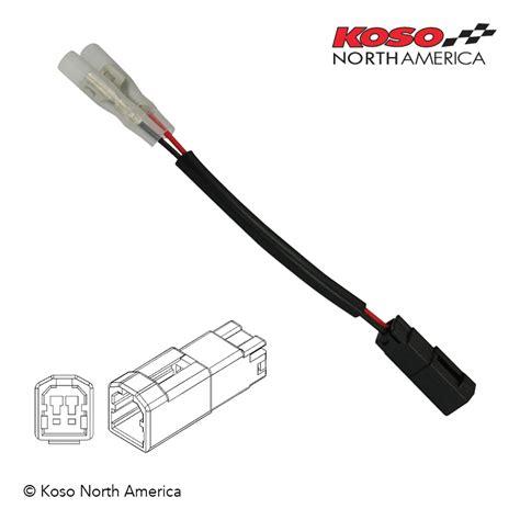 light blinker adapter blinker wire adaptors koso america