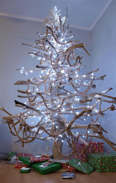 christmas trees made from branches 15 of the most creative diy trees bored panda