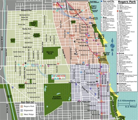 Restaurants Floor Plans by Chicago Rogers Park Wikitravel
