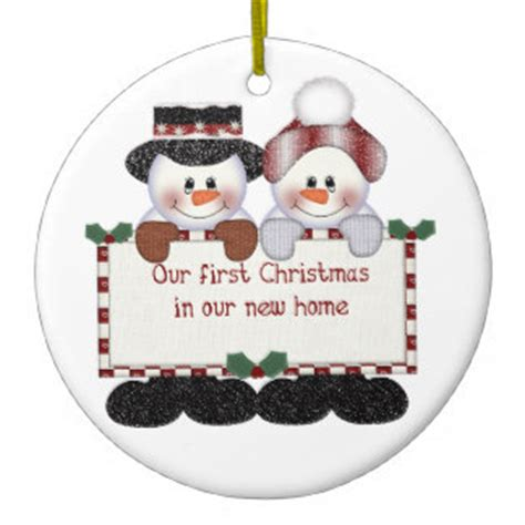 our first house ornament first home ornaments keepsake ornaments zazzle