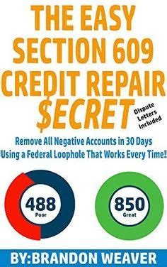 Section 609 Credit Repair Sle Letters section 609 credit dispute letter sle credit repair
