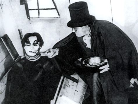 The Cabinet Of by The Cabinet Of Dr Caligari 1919 Das Cabinet Des Dr