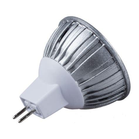 Mr16 Led Light Bulb Led Mr16 Watt Led Spot Light Bulb 20w White Landscaping Halogen Replacement L3 Ebay