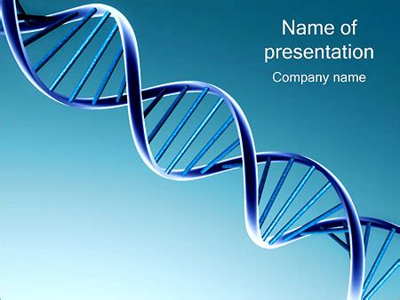 Dna Powerpoint Template Briski Info Dna Powerpoint Templates Free