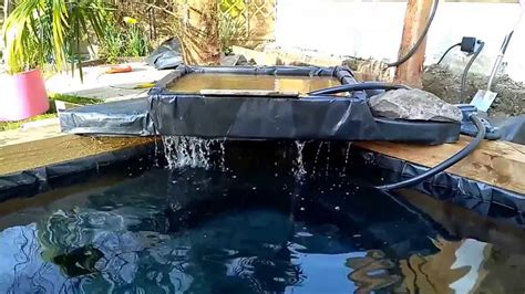 How To Do The Sleeper by How To Do A Pond And Waterfall With Sleepers
