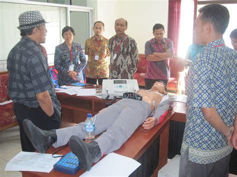 Jam Tenaga Kesehatan bidang pelayanan kesehatan pelatihan acls