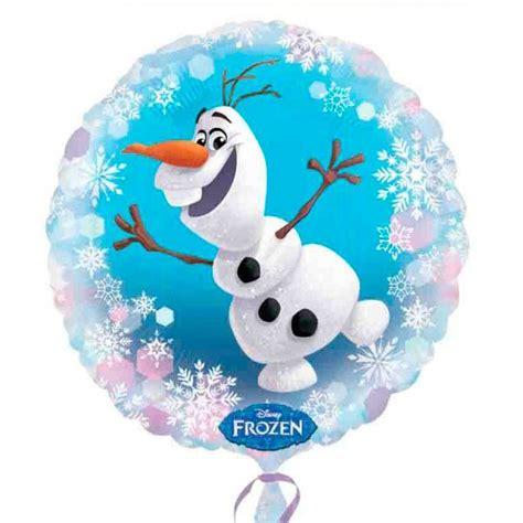 Balon Foil Gagang Disney Tsumtsum compra globo c 237 rculo frozen olaf y rec 237 belo en 24h fiestafacil tienda de 237 culos para