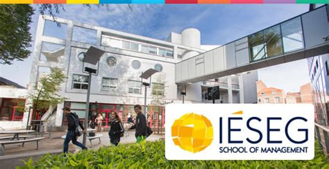 Ieseg School Of Management Mba i 201 seg school of management