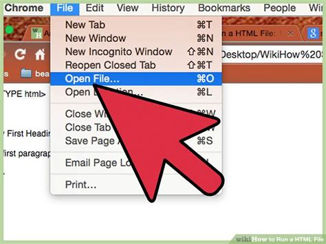 How To Html Document