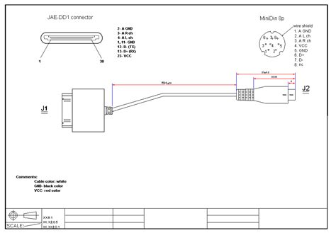 apple 30 pin connector wiring diagram apple pin out