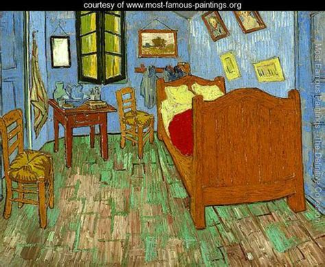 the bedroom gogh quot the bedroom quot by vincent gogh