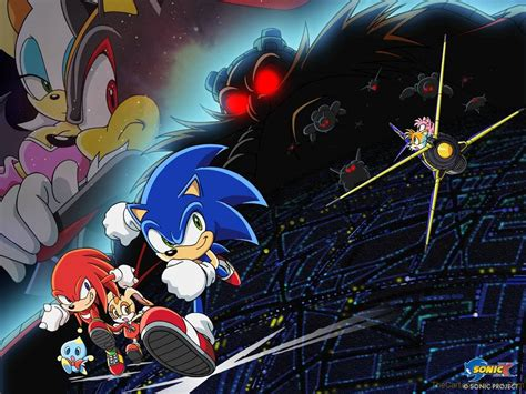 Sonic X sonic x home of